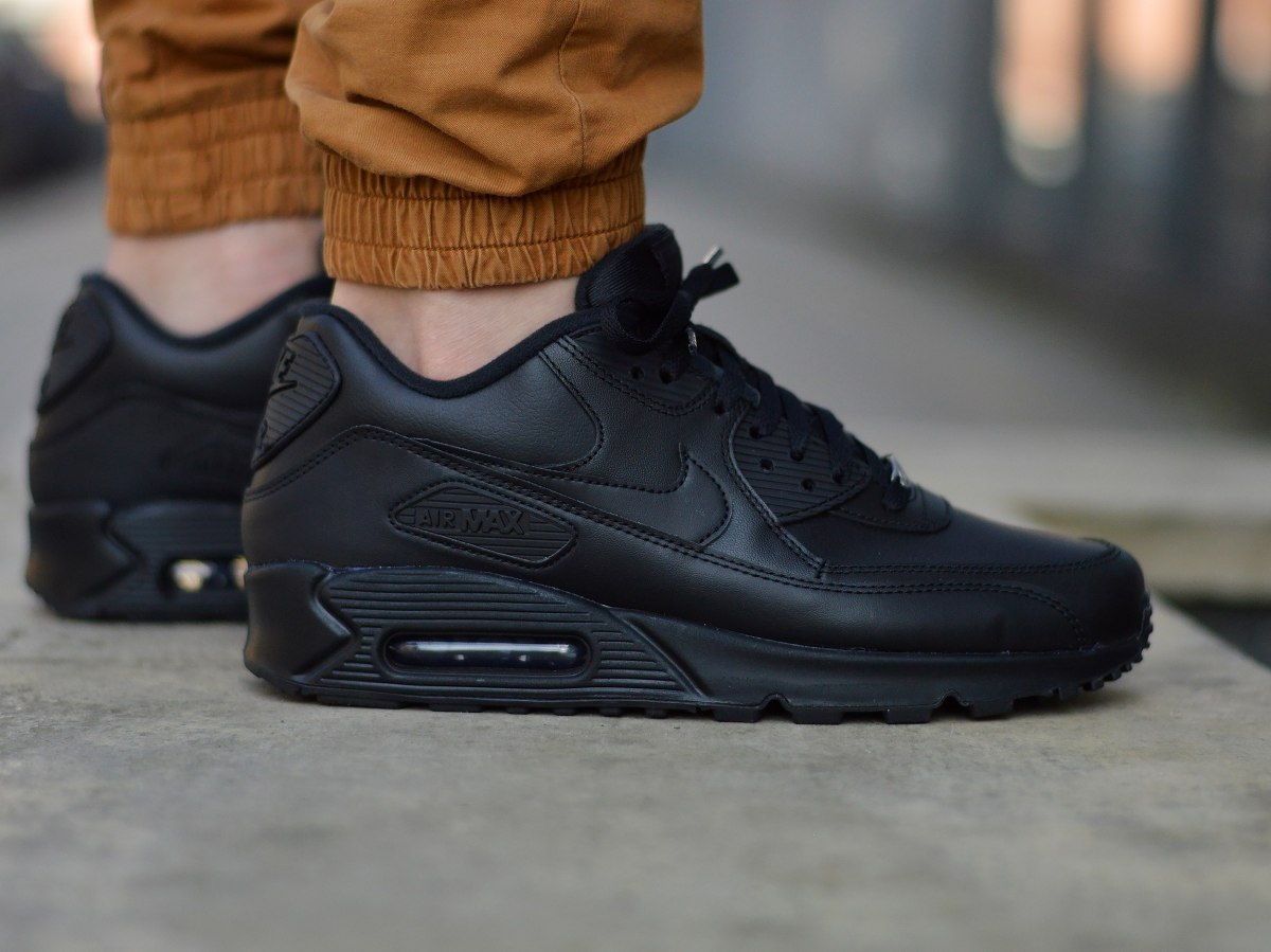 air max 90 lether